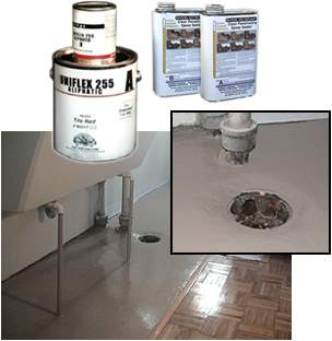 Indoor Rot Wood Based Epoxy Products To Repair And
