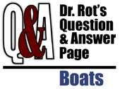 Dr. Rot Q and A Boats