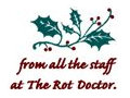 from all the staff at The Rot Doctor.