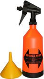 Spray Bottle with Funnel