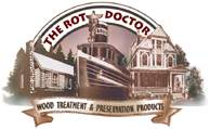 The Rot Doctor Logo